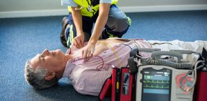 Hjärtstartare: en livräddare