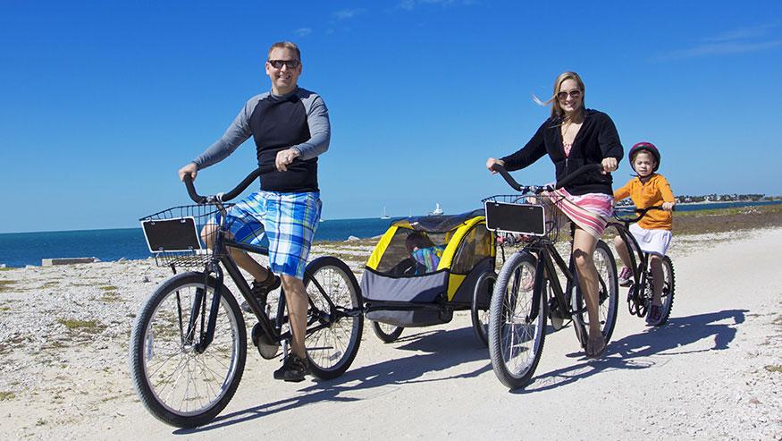 Köpa cykelvagn på nätet